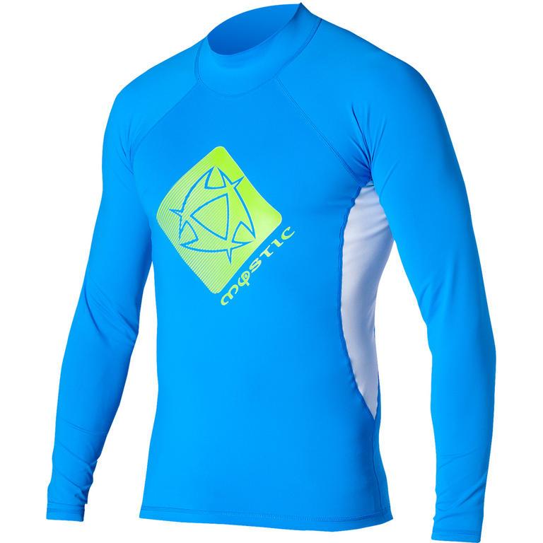 MYSTIC(ミスティック) Sup Rashvest Ls SUP用ラッシュガード メンズ 長袖 UVカット [35001.130210] メンズ マリンスポーツウェア ラッシュガード