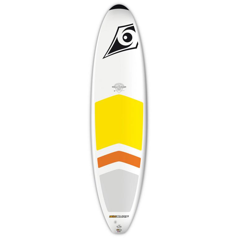 BIC SPORT(ビックスポーツ) 7'3 Mini Malibu Padded デッキパッド付きワックス不要 [S6354] ボード サーフボード オールラウンド