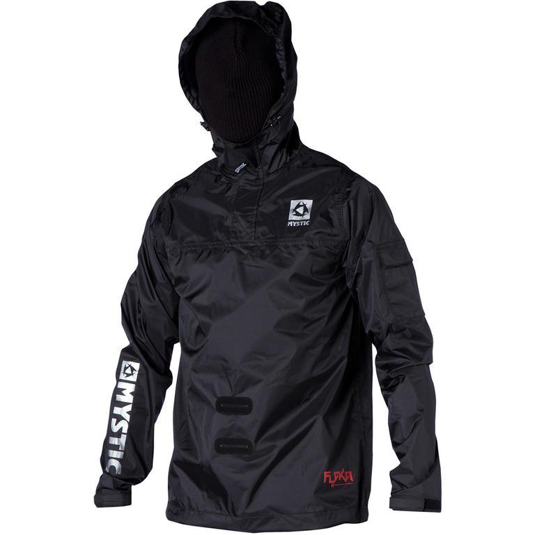 MYSTIC(ミスティック) Flaka Smock Overlay For Wetsuit/drysuit フード付きパドリングジャケット [35002.140165] メンズ マリンスポーツウェア スプレートップ