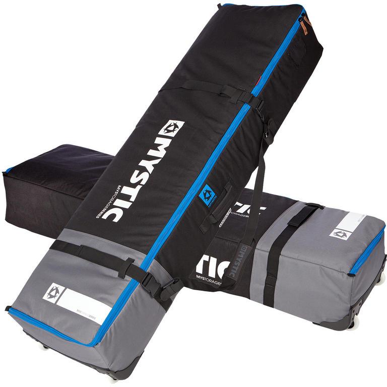 MYSTIC(ミスティック) Matrix Boardbag With Wheels 1.40m [35006.140555] スポーツ・アウトドア カイトボードウェア カイトボードバック
