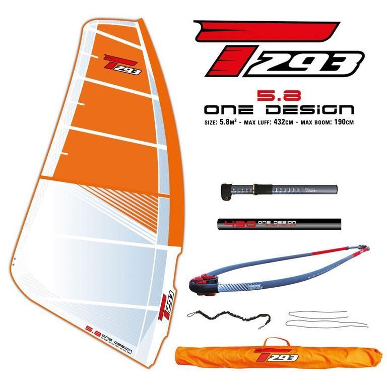 BIC SPORT(ビックスポーツ) Rig One Design 5,8 [100359] ボード ウィンドサーフ リグセット