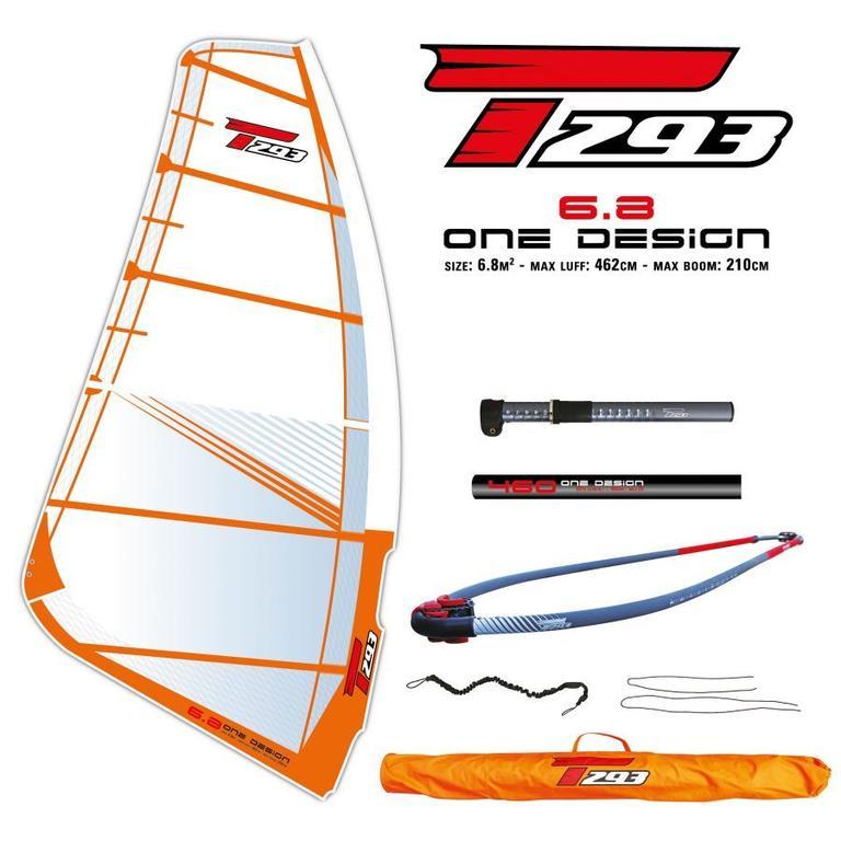 BIC SPORT(ビックスポーツ) Rig One Design 6,8 [100360] ボード ウィンドサーフ リグセット