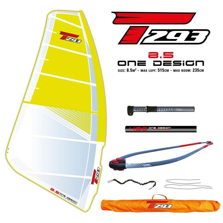 BIC SPORT(ビックスポーツ) Rig One Design 8,5 [100362] ボード ウィンドサーフ リグセット
