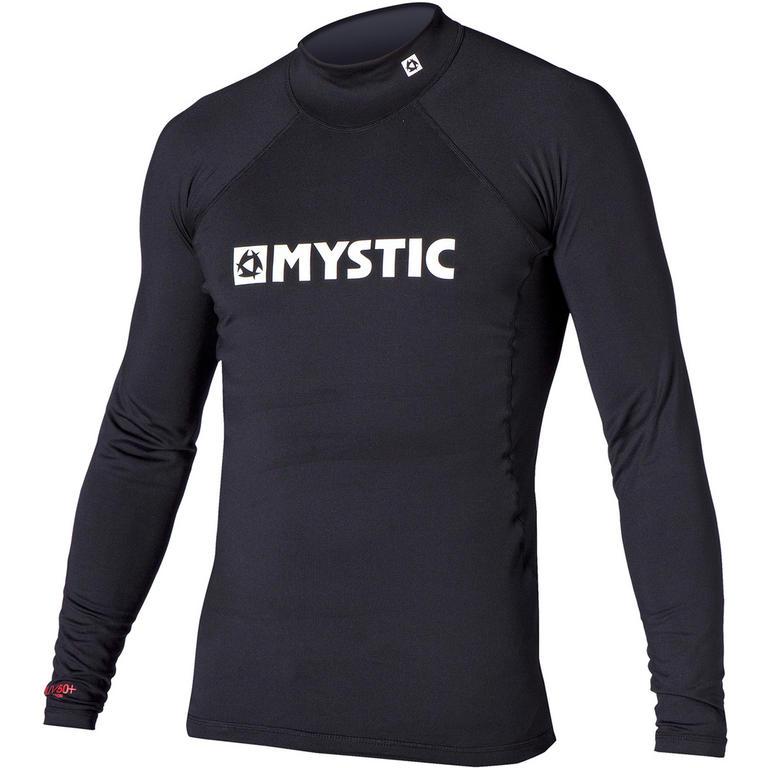 MYSTIC(ミスティック) Star Rashvest L/S ラッシュガード メンズ 長袖 UVカット [35001.140385] メンズ マリンスポーツウェア ラッシュガード