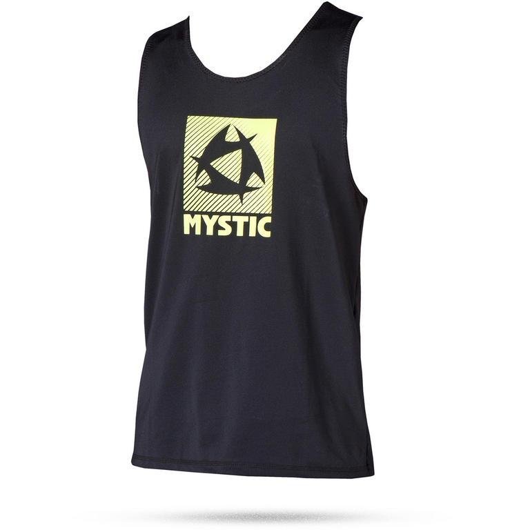 MYSTIC(ミスティック) Star Quickdry tanktop ブランドロゴ タンクトップ 吸汗速乾シャツ [35001.140455] メンズ マリンスポーツウェア ラッシュガード