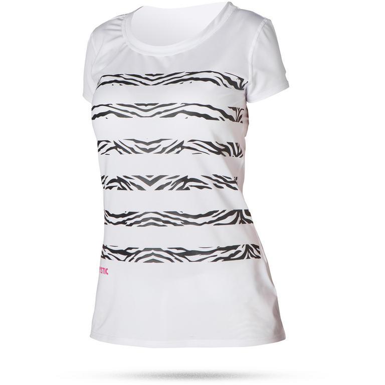 MYSTIC(ミスティック) Zebra Quickdry S/S [35001.140460] レディース マリンスポーツウェア ラッシュガード