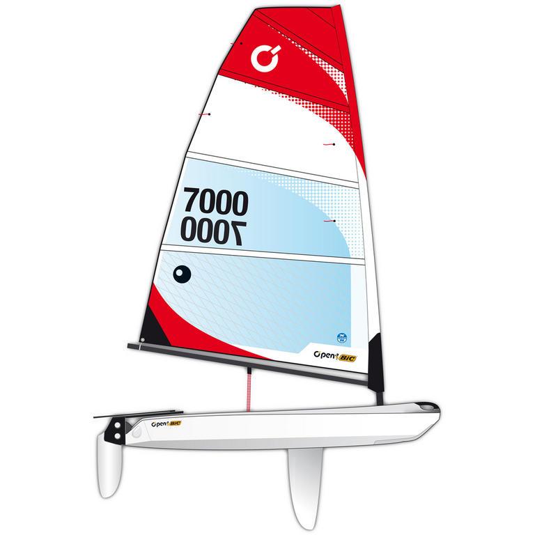 BIC SPORT(ビックスポーツ) Complete boat [B1002] ヨット・ボート オープンビック コンプリートセット