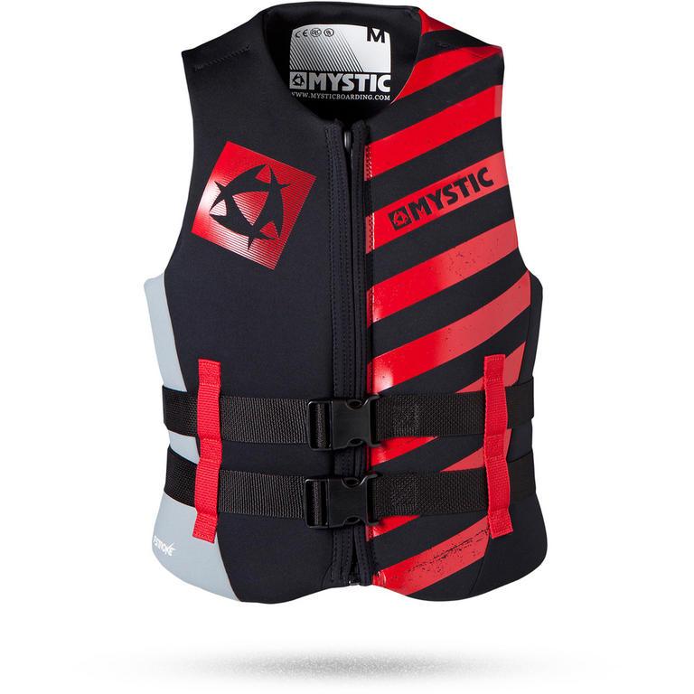 MYSTIC(ミスティック) Stroke Wakeboard vest ISO/EN適合ライフジャケット [35005.130676] スポーツ・アウトドア ウェイクボード インパクトベスト・浮力体