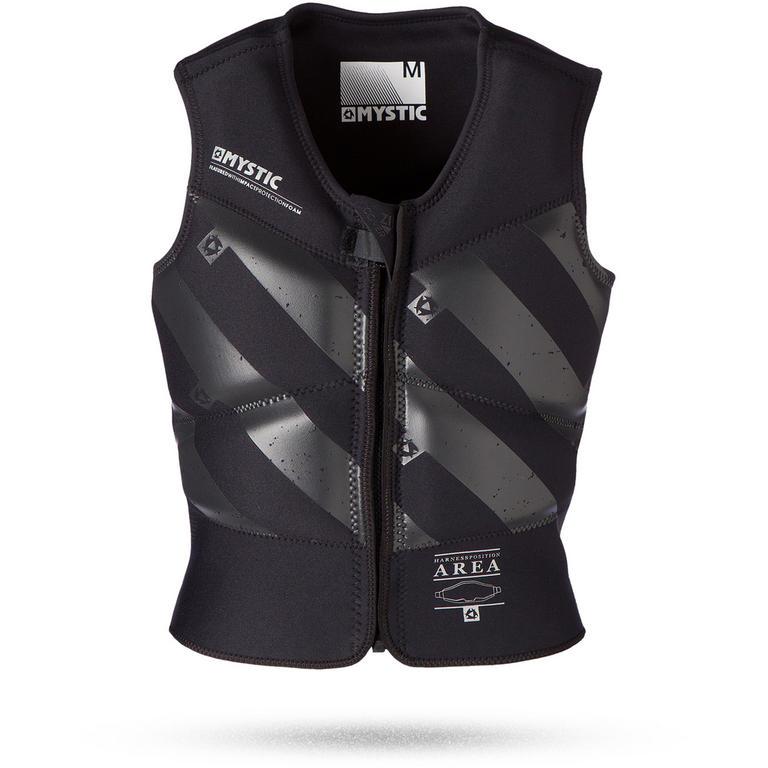 MYSTIC(ミスティック) Block Kitesurf vest フロントジップインパクトベスト [35005.140295] スポーツ・アウトドア ウィンドサーフウェア インパクトベスト・浮力体