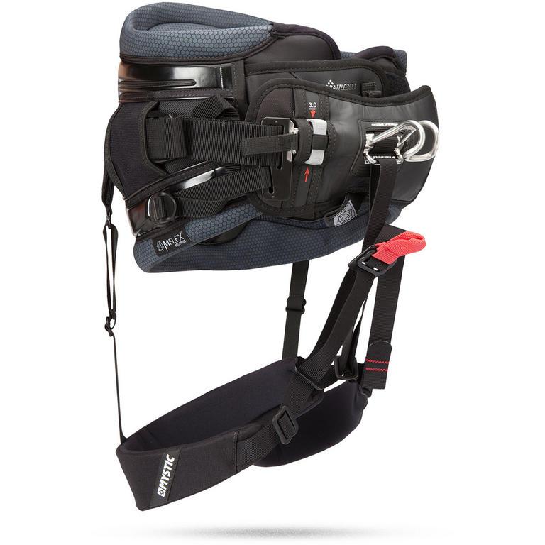 MYSTIC(ミスティック) Strappies Harness seat extension [35009.140610] スポーツ・アウトドア カイトボードウェア カイトハーネス