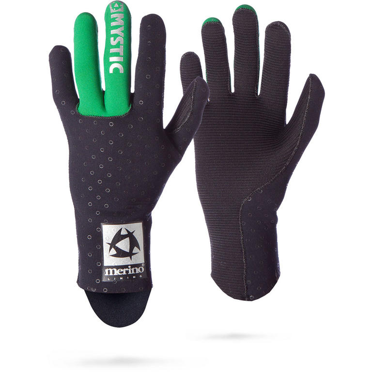 MYSTIC(ミスティック) Merino Glove (1,5mm) ネオプレングローブ フルフィンガー [35003.150100] メンズ マリンスポーツウェア グローブ