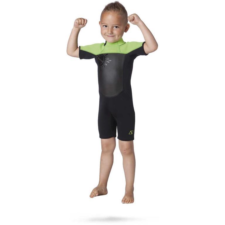 MAGIC MARINE(マジックマリン) BRAND SHORTY 3/2 KIDS [15001.150045] ジュニア ウェットスーツ スプリング