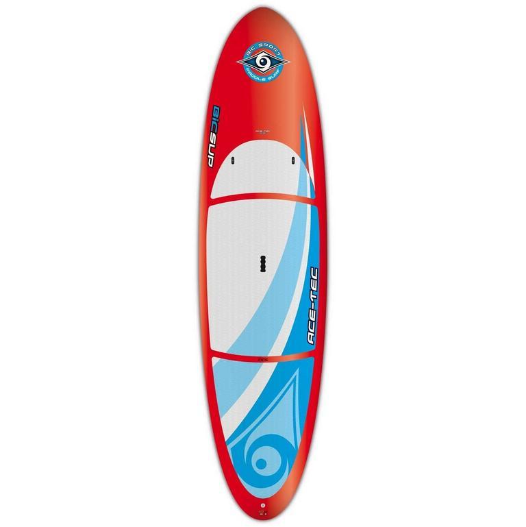 BIC SPORT(ビックスポーツ) 10'6'' ACE-TEC Performer Red [101026] ボード スタンドアップパドル オールラウンドタイプ