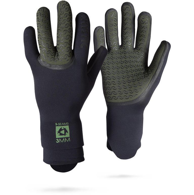 MYSTIC(ミスティック) Jackson semi dry Semi dry glove (3mm) ネオプレングローブ [35002.150110] メンズ マリンスポーツウェア グローブ