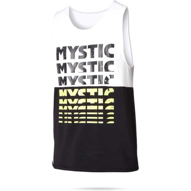 MYSTIC(ミスティック) Drip Quickdry tanktop バイカラータンクトップ 吸汗速乾シャツ [35001.150500] メンズ マリンスポーツウェア ラッシュガード