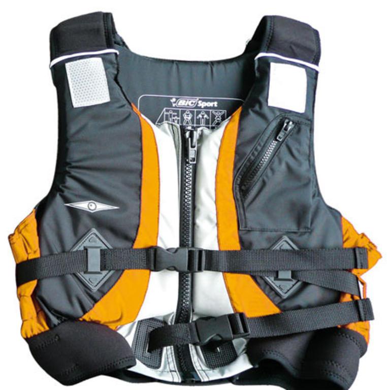 BIC SPORT(ビックスポーツ) Buoyancy Aid ISO/EN適合ライフジャケット フロントジップ [31517-31787] メンズ マリンスポーツウェア ライフジャケット