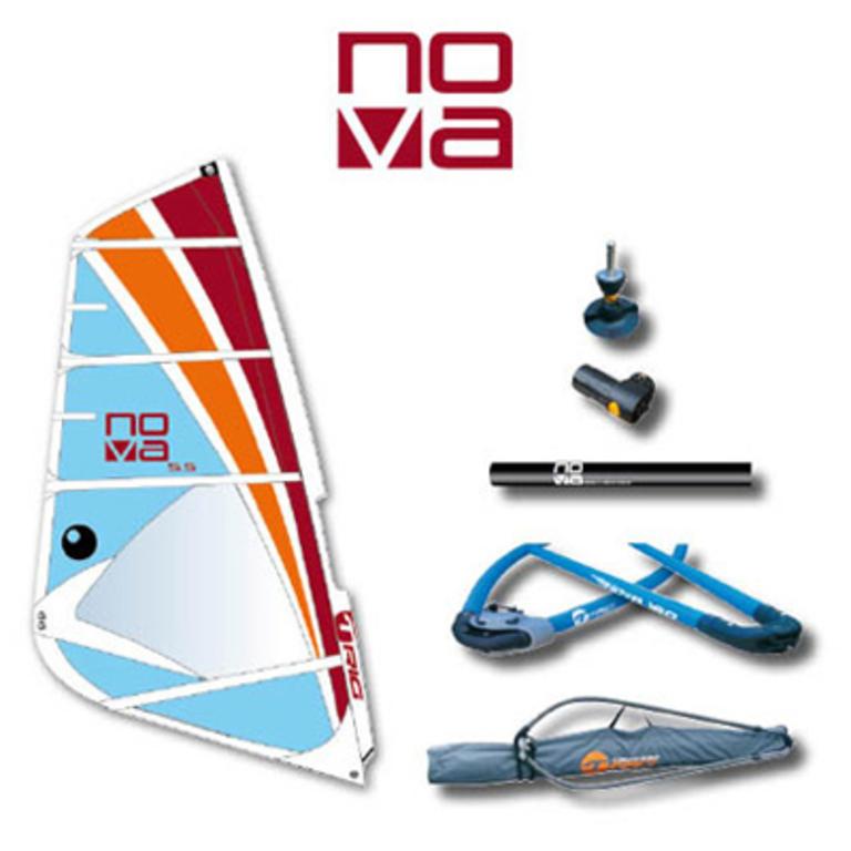 BIC SPORT(ビックスポーツ) RIG NOVA 5,5 [11814] ボード ウィンドサーフ リグセット