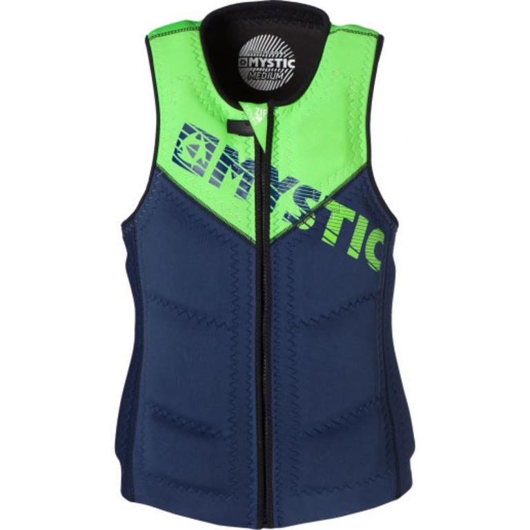 MYSTIC(ミスティック) Star Wakeboard Vest Zip フロントジップインパクトベスト [35005.150565] メンズ マリンスポーツウェア インパクトベスト・浮力体