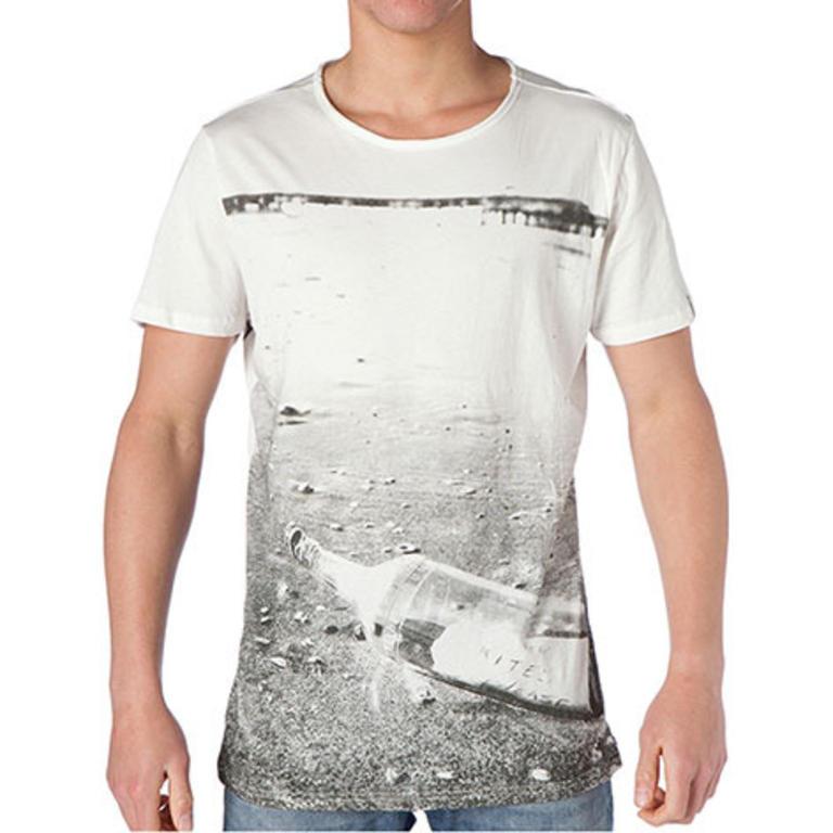 MYSTIC(ミスティック) Bottle Tee クルーネックTシャツ [35105.140070] メンズ メンズファッション Tシャツ