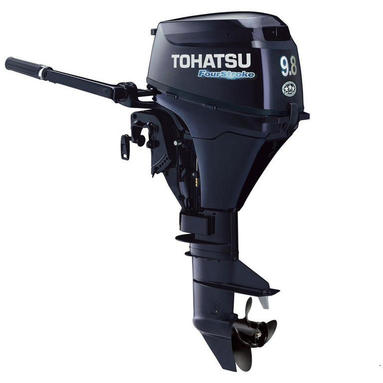 TOHATSU(トーハツ) MFS9.8B-EFL 4ストローク9.8馬力船外機 トランサムL [MFS9.8B] ヨット・ボート 船外機 4ストローク船外機