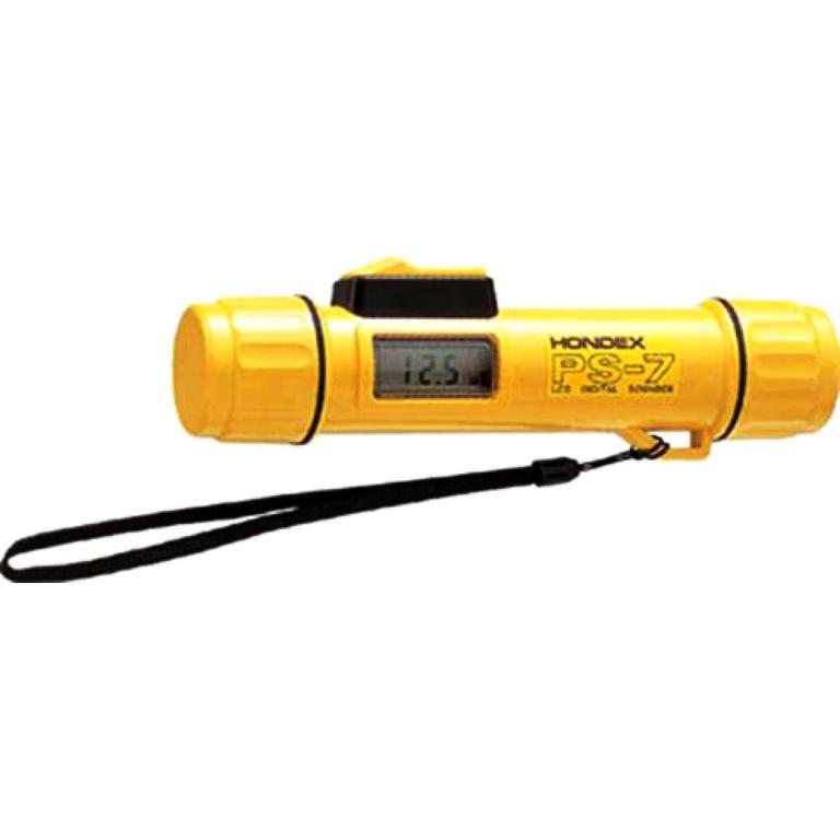 HONDEX(ホンデックス) ポータブル測深器 PS-7 [PS-7] アクセサリー&パーツ ボートアクセサリー 魚探&GPS