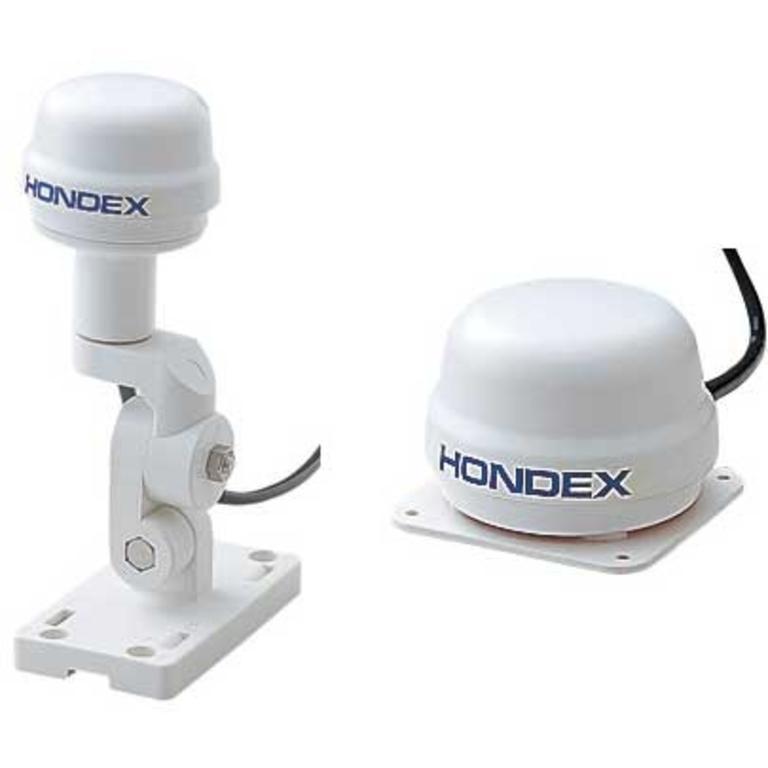 HONDEX(ホンデックス) GPSアンテナ GP-16H(L) [GP-16H(L)] アクセサリー&パーツ ボートアクセサリー 魚探&GPS