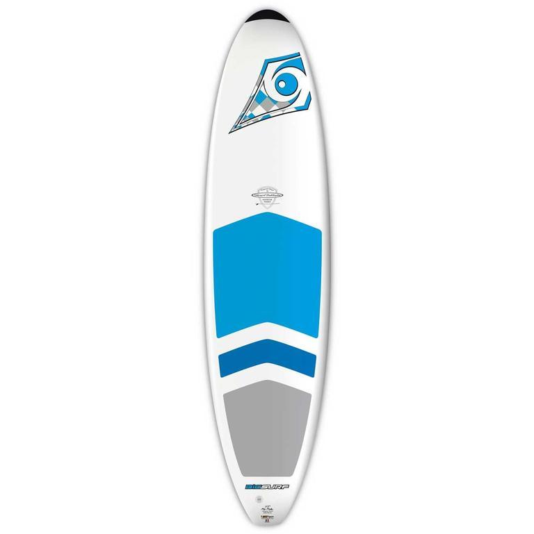 BIC SPORT(ビックスポーツ) 7'3 Mini Malibu Padded デッキパッド付きワックス不要 [100901] ボード サーフボード オールラウンド
