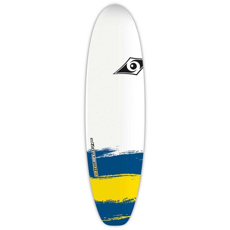 BIC SPORT(ビックスポーツ) 6'6'' PAINT Short Board スポンジボード [101092] ボード サーフボード 初心者向けサーフボード
