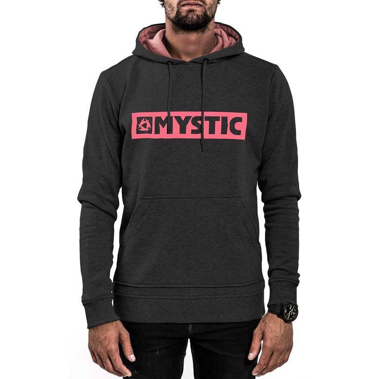 MYSTIC(ミスティック) Brand 2.0 Sweat ブランドロゴ スウェットパーカー [35104.140010] メンズ メンズファッション スウェット・パーカー