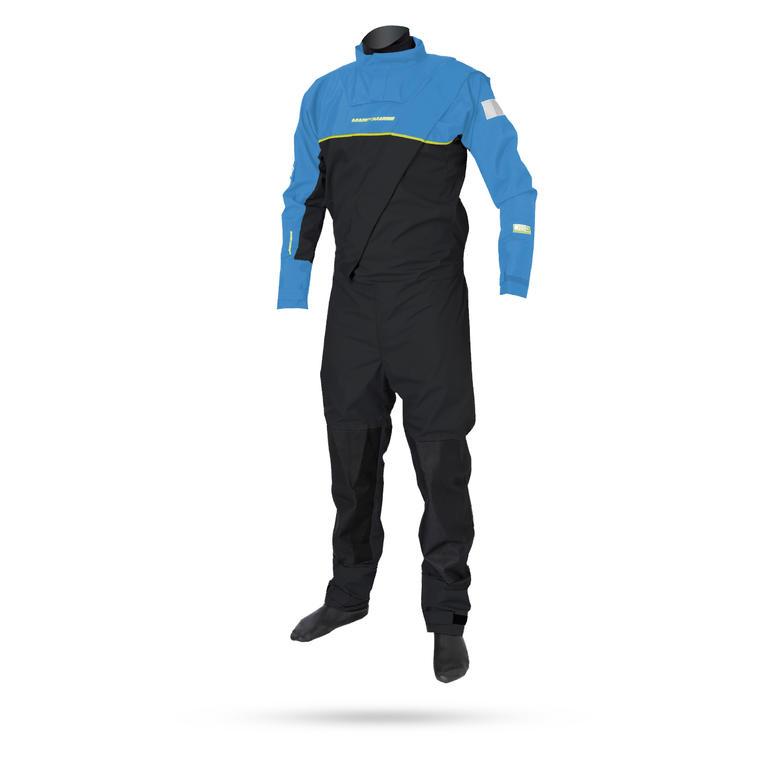 MAGIC MARINE(マジックマリン) Regatta Breathable Drysuit with Socks (frontzip) シェルドライスーツ [15001.160500] メンズ マリンスポーツウェア ドライスーツ
