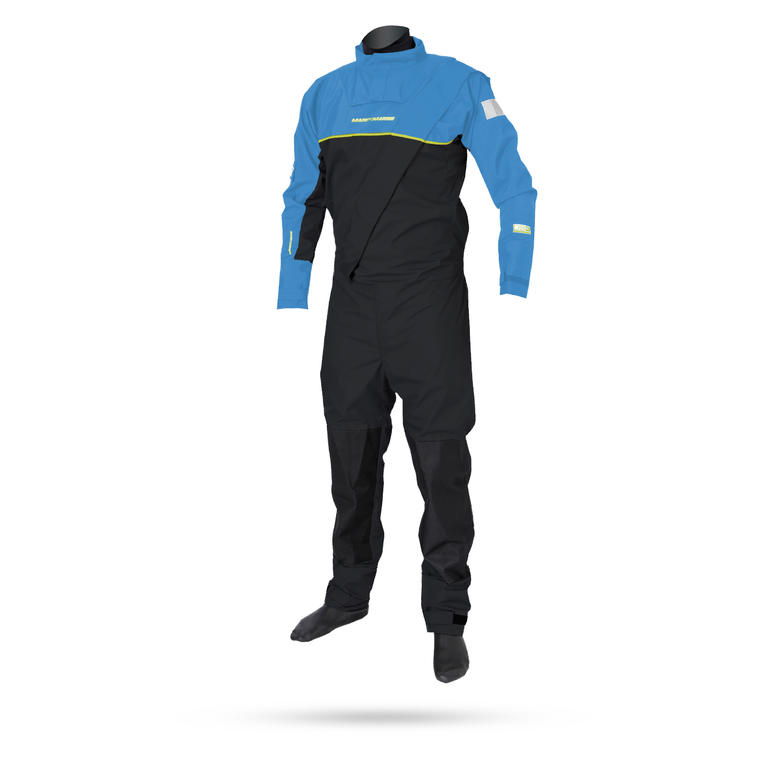 MAGIC MARINE(マジックマリン) REGATTA DRYSUIT Front-zip | unisex & junior シェルドライスーツ [15001.160505] ジュニア マリンスポーツウェア ドライスーツ