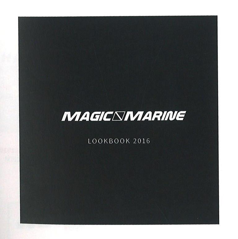 MAGIC MARINE(マジックマリン) CONSUMER BROCHURE 2016 [15011.161005] アクセサリー&パーツ その他