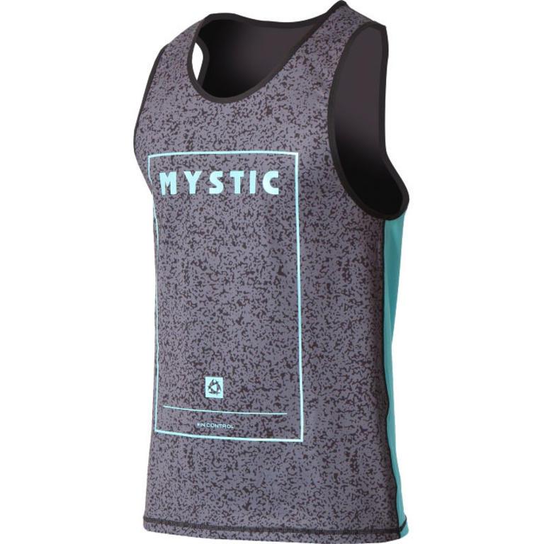 MYSTIC(ミスティック) BLOCK QUICKDRY TANKTOP [35001.160295] メンズ マリンスポーツウェア ラッシュガード