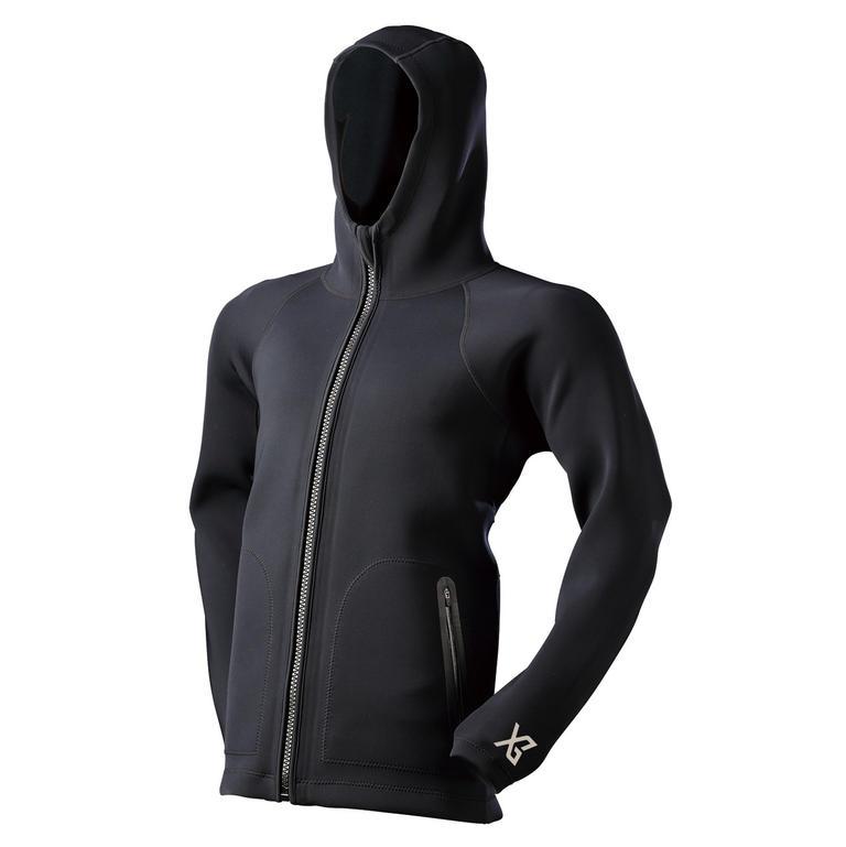 BLUEEQ(ブルイク) Batsgun Hood Jacket サーフジャケット [MSRP] メンズ マリンスポーツウェア ボートコート