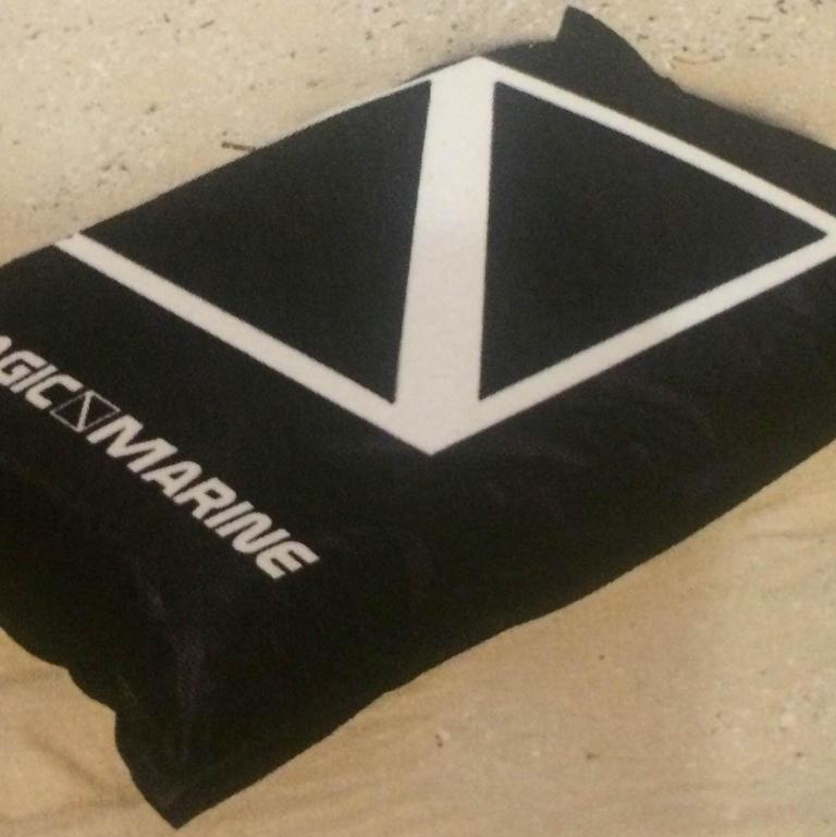 MAGIC MARINE(マジックマリン) Beanbag Cover 超特大ビーズクッションカバー 140x160 [15011.150225] アクセサリー&パーツ その他