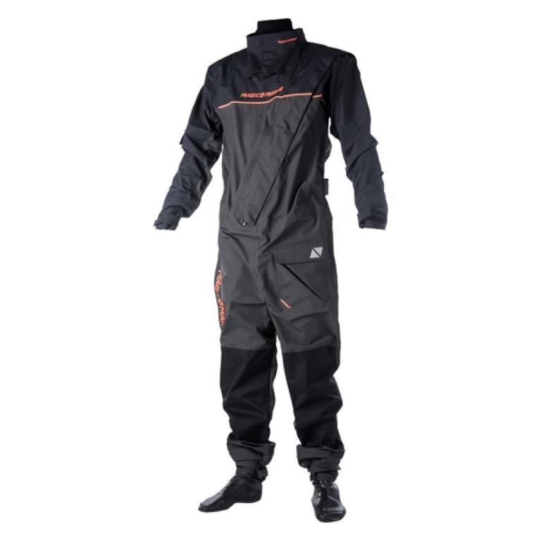 MAGIC MARINE(マジックマリン) Regatta Drysuit Fzip フロントジップ シェルドライスーツ [15000.170098] メンズ マリンスポーツウェア ドライスーツ