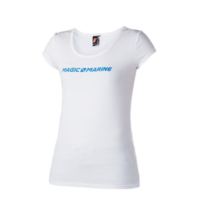 MAGIC MARINE(マジックマリン) Element Tee 無地ロゴ入り半袖Tシャツ [15105.170515] レディース レディースファッション Tシャツ