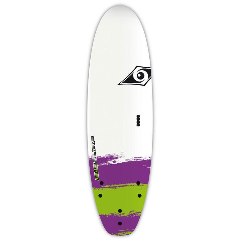 BIC SPORT(ビックスポーツ) 6'0'' PAINT Short Board スポンジボード [101425] ボード サーフボード 初心者向けサーフボード