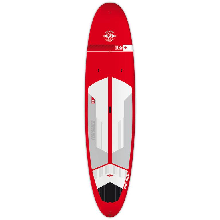 BIC SPORT(ビックスポーツ) 11'6'' PERFORMER RED [101249] ボード スタンドアップパドル オールラウンドタイプ