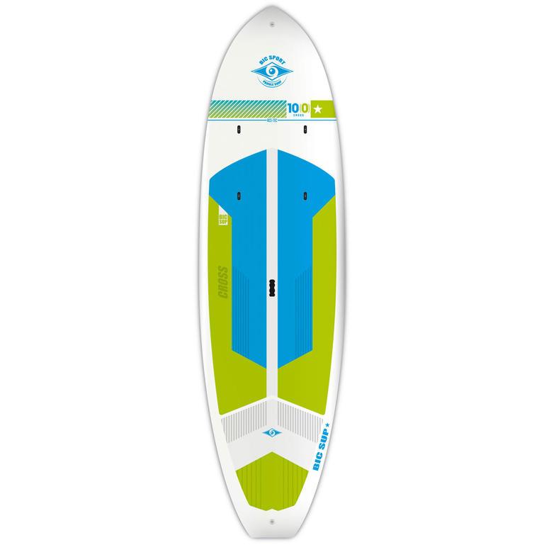 BIC SPORT(ビックスポーツ) 10'0'' CROSS 幅広高浮力SUPボード [101251] ボード スタンドアップパドル ヨガ&フィットネスタイプ