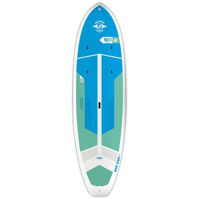 BIC SPORT(ビックスポーツ) 10'0'' CROSS FIT 幅広高浮力フィットネスSUPボード [101252] ボード スタンドアップパドル ヨガ&フィットネスタイプ
