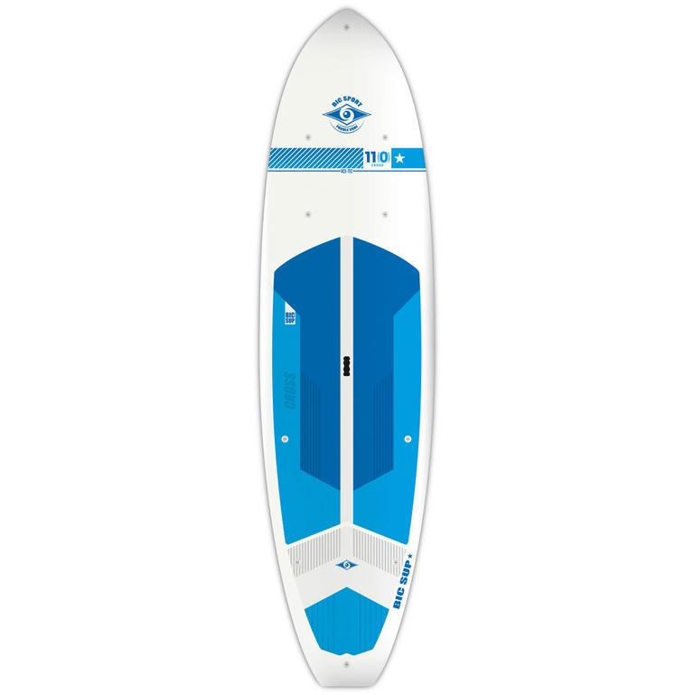 BIC SPORT(ビックスポーツ) 11'0'' CROSS 幅広高浮力SUPボード [101253] ボード スタンドアップパドル ヨガ&フィットネスタイプ
