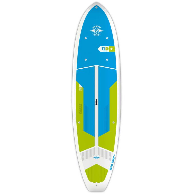 BIC SPORT(ビックスポーツ) 11'0'' CROSS Adventure 幅広高浮力SUPボード [101272] ボード スタンドアップパドル ヨガ&フィットネスタイプ