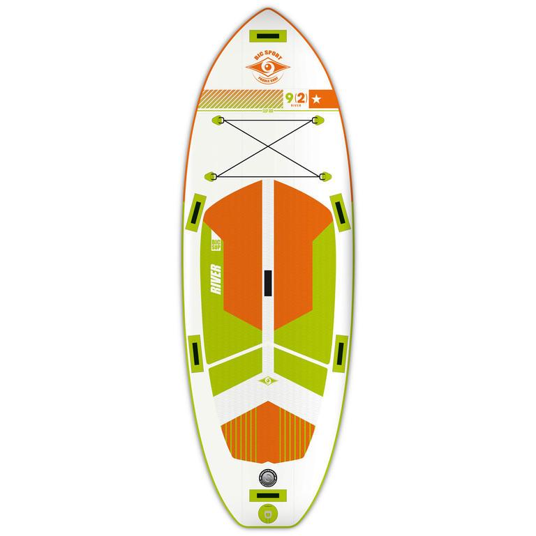 BIC SPORT(ビックスポーツ) 9'2'' SUP AIR RIVER X 36'' [101448] ボード スタンドアップパドル インフレータブル