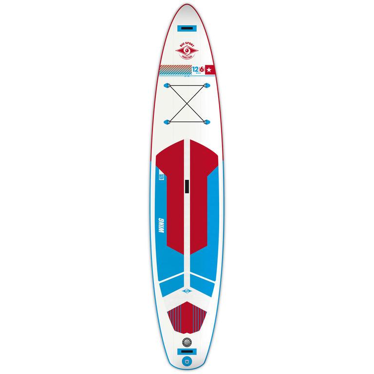BIC SPORT(ビックスポーツ) 12'6'' WING AIR [101446] ボード スタンドアップパドル インフレータブル