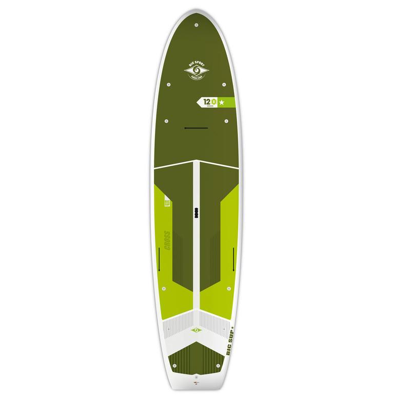 BIC SPORT(ビックスポーツ) 12'0'' CROSS FISH フィッシング用sup [101364] ボード スタンドアップパドル ヨガ&フィットネスタイプ