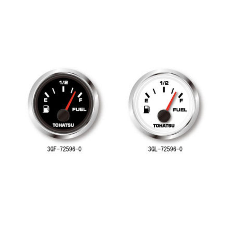 TOHATSU(トーハツ) フュエルメータ白 [3GL-72596-0] アクセサリー&パーツ ボートアクセサリー エンジン関連