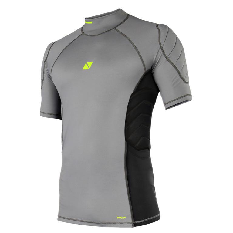 MAGIC MARINE(マジックマリン) Impact Shirt S/S 半袖ラッシュガード プロテクター付き [15001.180035] メンズ マリンスポーツウェア ラッシュガード