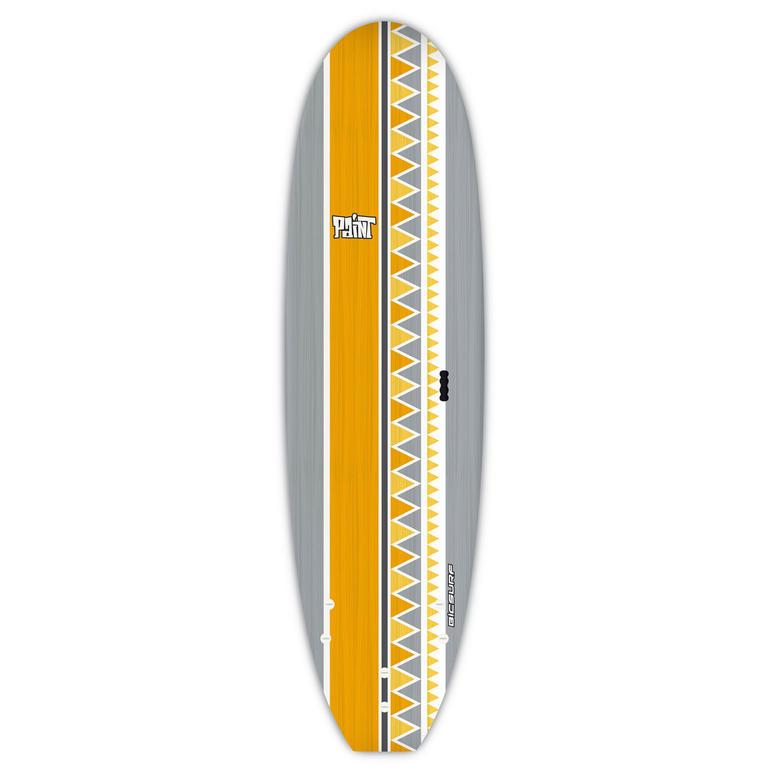 BIC SPORT(ビックスポーツ) 7'0'' PAINT MAGNUM スポンジボード [101768] ボード サーフボード ミニロングボード