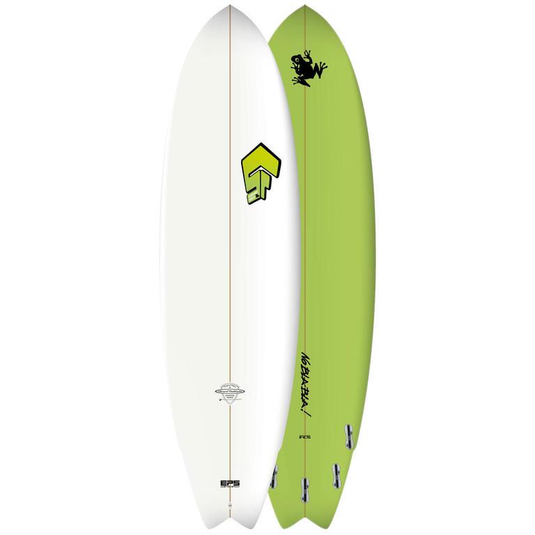 BIC SPORT(ビックスポーツ) 6'4 HYDRO FISH [101779] ボード サーフボード ショートボード
